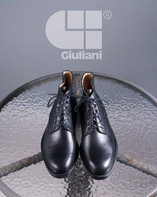 Ботинки Giuliani, Италия 43,5 мужские сапоги кожаные прошити
