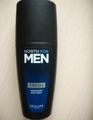 Продам парфюмированный спрей для тела Fresh