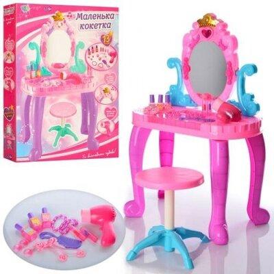 Продано: Трюмо 661-39, туалетный столик детский, фен, зеркало, аксессуары, для девочек