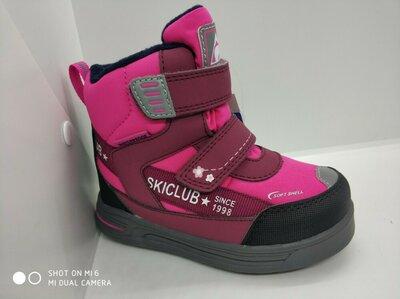 Термо ботинки для девочки BG c 28 по 31 размеры