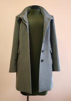 Продано: Стильное фирменное базовое пальто от Fuch & schmidt L-XL кашемир шерсть - Оригинал
