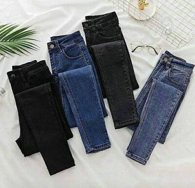Продано: Утеплённые джинсы на байке. Размеры 25-36 . Прямой поставщик