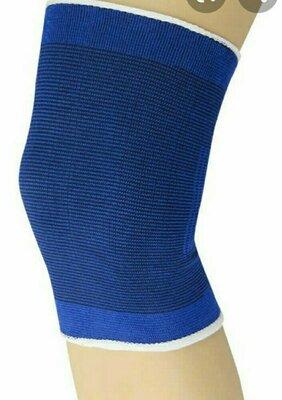Эластичный спортивный бандаж колено локоть 012