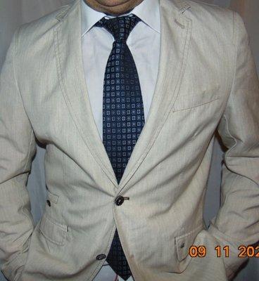 Деловой стильний нарядний пиджак бренд .Camel Active.л-хл