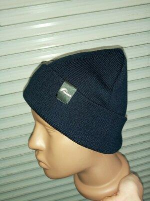 Стильная шапка трансформер термо-шапка стиль Termit унисекс