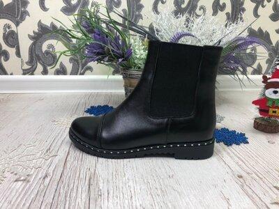 Сапоги, ботинки женские натуральная кожа зима и демисезон, размеры 36-41