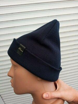 Стильная шапка трансформер термо-шапка унисекс стиль Termit