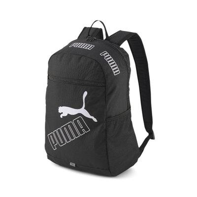 Рюкзак Puma Phase BackPack II 20l Оригинал Городской спортивный занятий учёбы школы поездок Чёрный