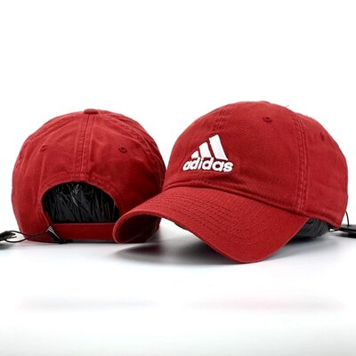Кепка Adidas Red AAA