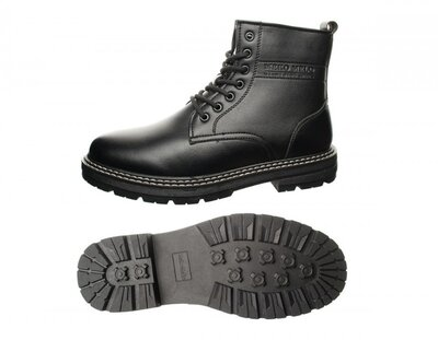Мужские ботинки Meko Melo Black