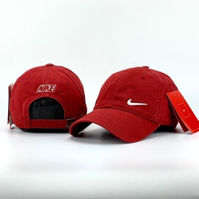 Кепка Nike Red AAA