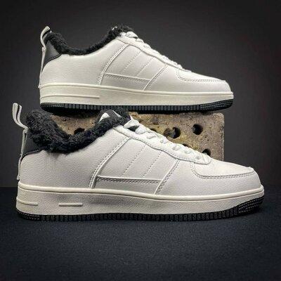 Продано: Зимние мужские кроссовки на меху stilli force mex white - b