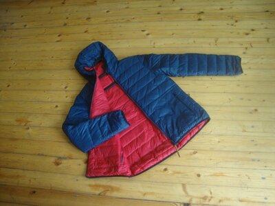Куртка пуховая двусторонняя Timberland оригинал размер M-L