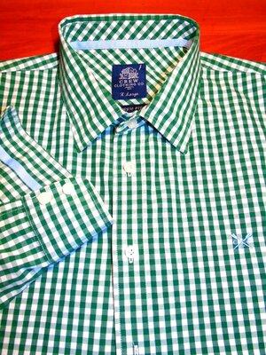 CREW Шикарная брендовая рубашка - XL