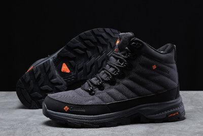 Зимние мужские кроссовки Contagrip, темно-серые