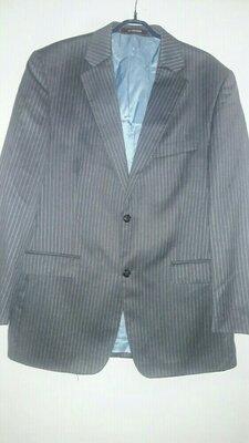 Фирменный пиджак в полоску mcgregor