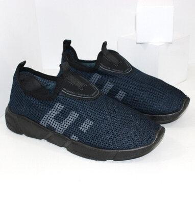 Мужские кроссовки сетка