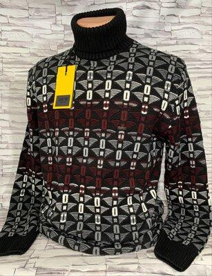 Продано: Мужской свитер с горлом
