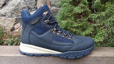 Мужские топсайдеры ботинки кроссовки демисезонные еврозима Alpine crown р. 40-45