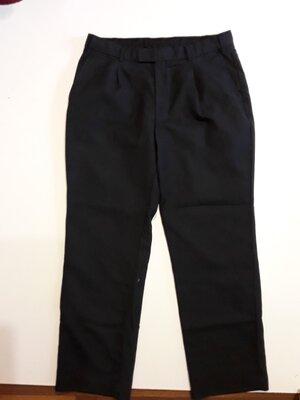 Фирменные шерстяные брюки штаны 36р