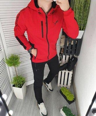 Мужской костюм Модель 867 Размеры с м л хл 2хл Ткань трехнитка на флисе Турция р 232