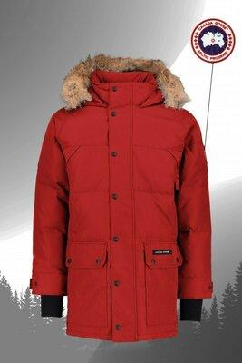 Продано: Зимняя парка Canada Goose Emory Parka Красная