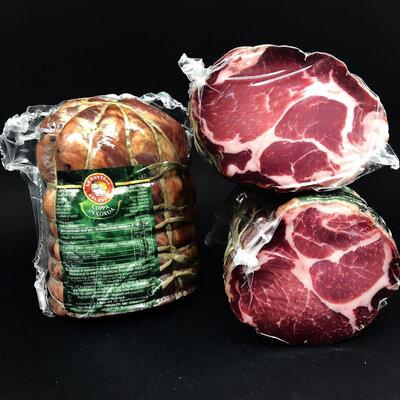 Мясо Коппа ди Парма