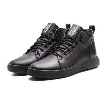 Продано: Супер цена Мужские кожаные зимние ботинки мех и байка