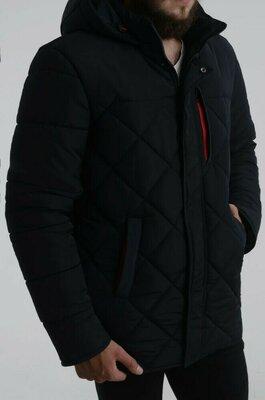 Мужская зимняя курточка р. 46-58. Заказ от 1 ед