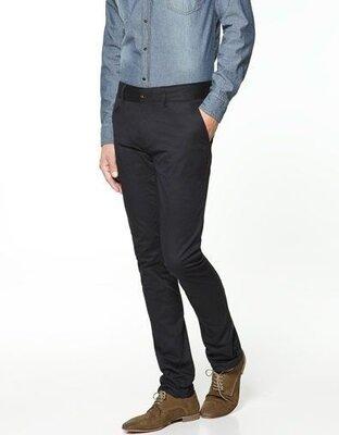узкие брюки чинос р. 48