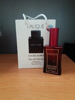 Тестер Мужская парфюмерная вода lalique encre noire
