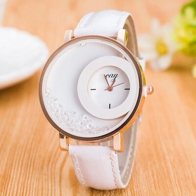 Модные оригинальные женские часы 6 цветов