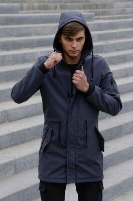 Куртка Intruder Softshell V2.0 серая