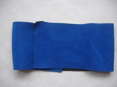 Эластичный пояс для похудения на липучке широкий в новом состоянии