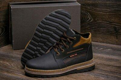 Продано: Ботинки натуральная кожа/ зима