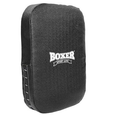 Макивара прямая большая Boxer 1018-01 размер 60х40см кожвинил
