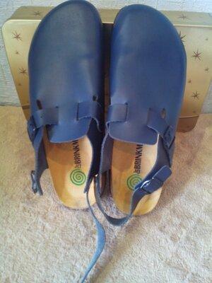 Ортопедическая обувь dr.brinkmann сабо сандалии шлепанцы