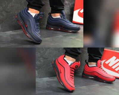 Зимние мужские кроссовки Nike Air Max 97