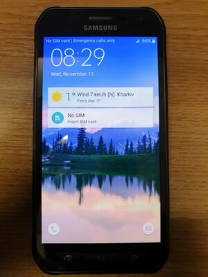 Продано: Телефон samsung