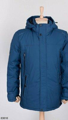 Мужская зимняя куртка Батал