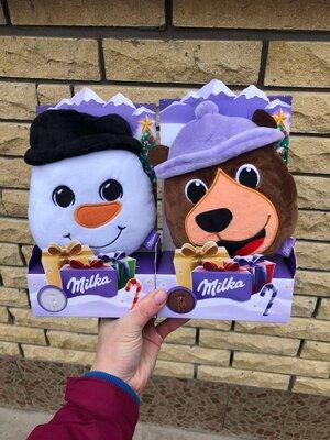 Продано: Новогодний подарок от Milka , Милка , Новорічний подарунок від Мілка