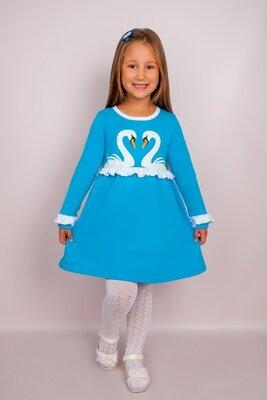 Платье для девочки 05-1601-11Н