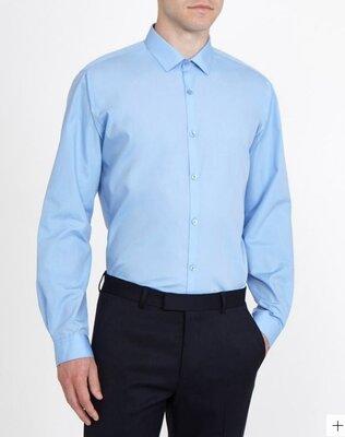 Набор из 2 шт голубых рубашек для мужчин от Dunnes Stores из Англии