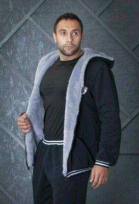 020 Теплый мужской костюм EO-0158