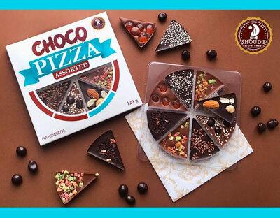 Шоколад Choco Pizza. Шокопицца. Кф Сладкий мир.