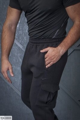 Мужские брюки тёплые Размеры 46, 48, 50 52, 54