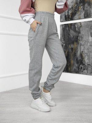 Теплые свободные брюки-джоггеры на флисе.Размер S, M, L, XL