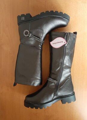 Распродажа Новые зимние сапоги ботинки р.34,стелька22.2 см