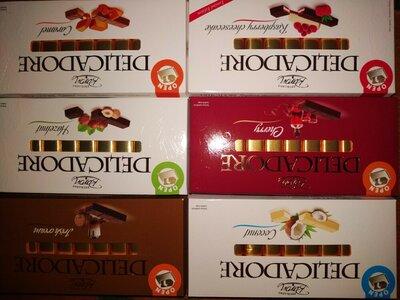 Шоколад DELICADOR Деликадор Baron Польша 200г