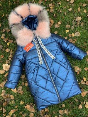 Зимняя куртка пальто детское